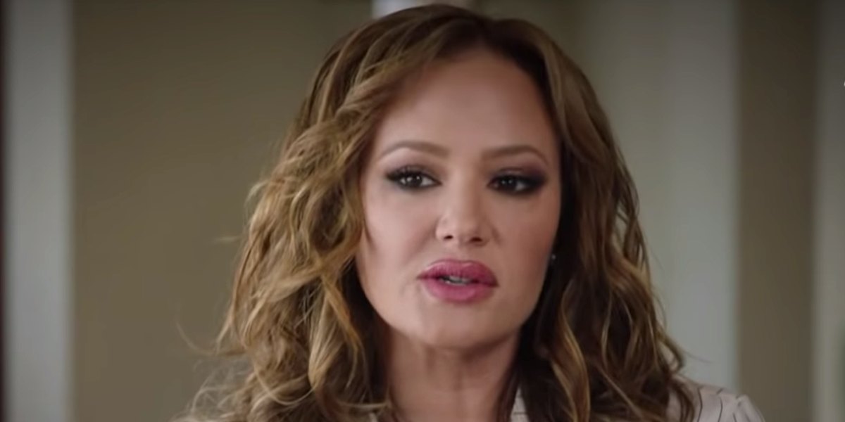 Leah Remini's Scientology And The Aftermath Is Ending At A&E