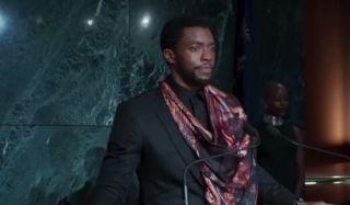 Black Panther T'Challa UN