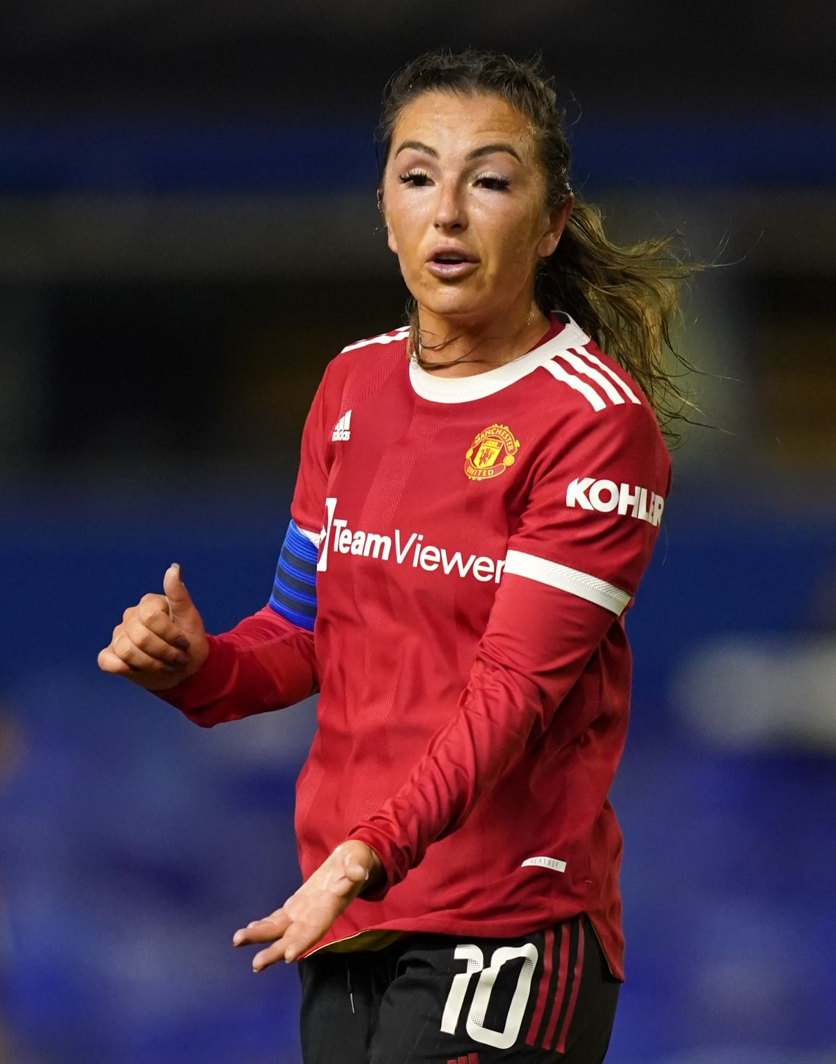 Katie Zelem hopes to fulfil two dreams at Wembley with one eye on England debut