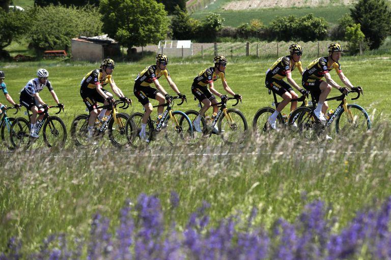 Jumbo-Visma at the Critérium du Dauphiné 2021