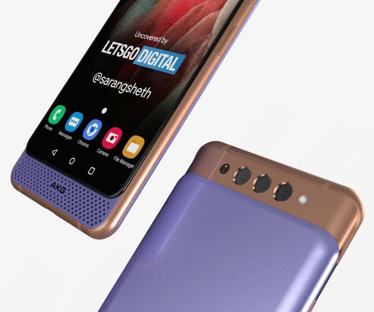 Samsung A82 concept