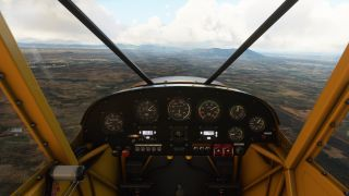 Microsoft Flight Simulator Num Del key guide
