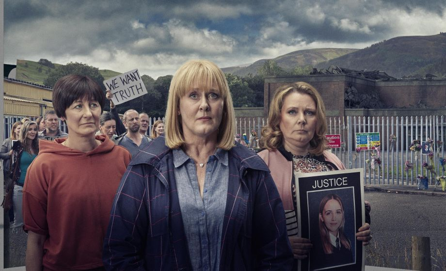 Sarah Lancashire leads the cast of C4's The Accident