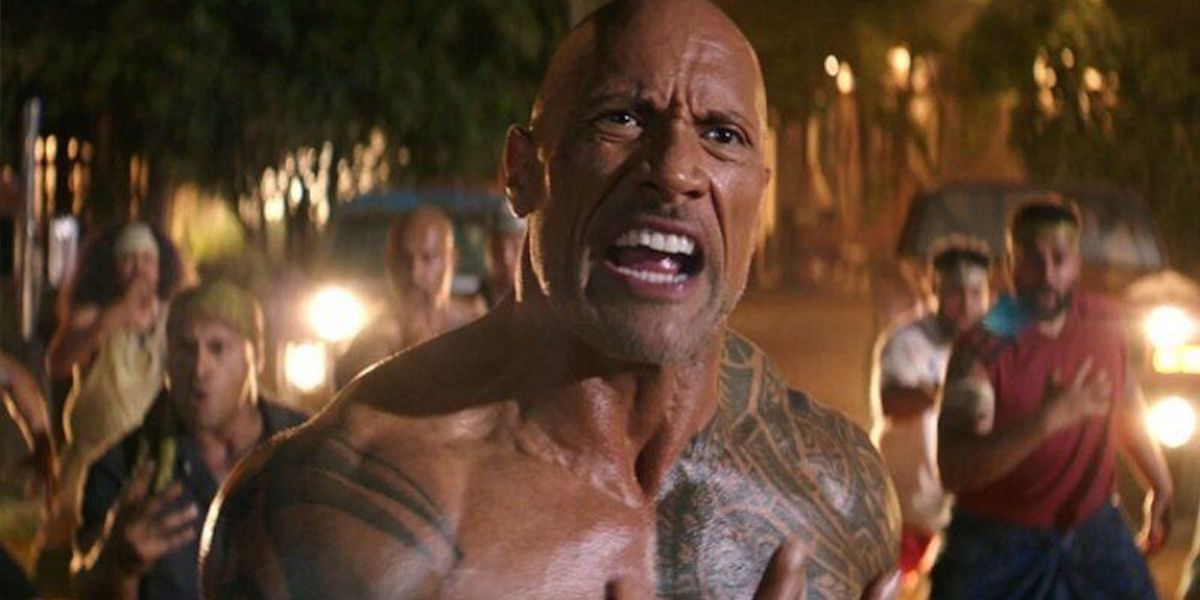 Looks Like The Rock Just Fired Back At Tyrese's Hobbs And Shaw Shade