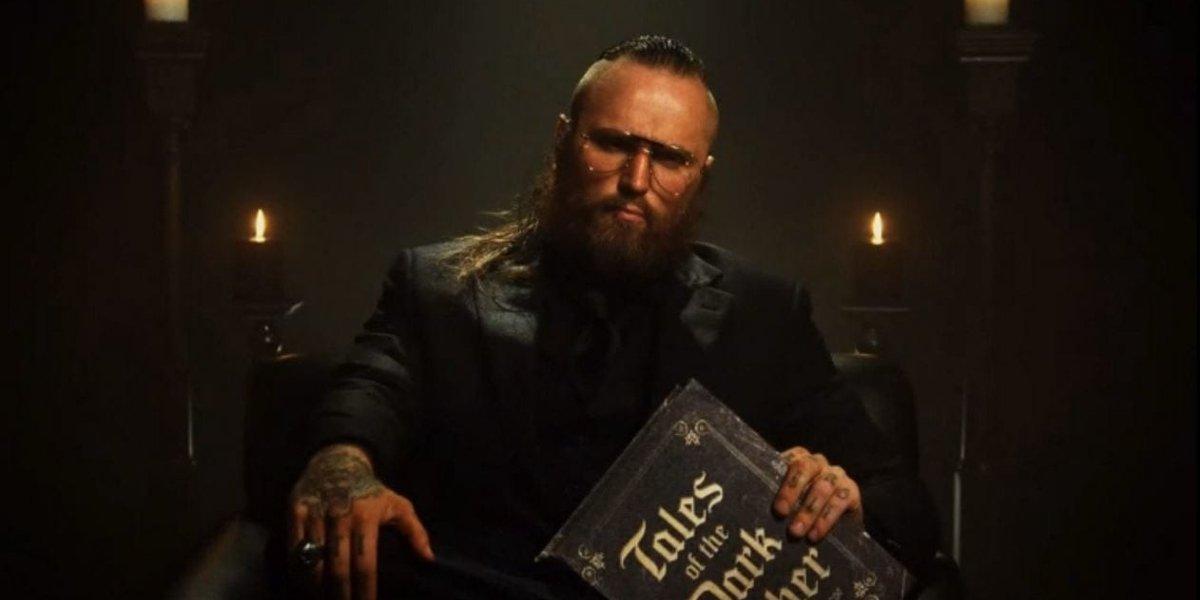 Aleister Black on SmackDown