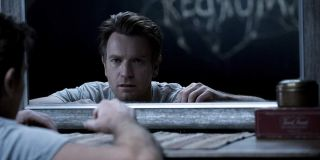 Ewan McGregor as Danny Torrance in The Shining