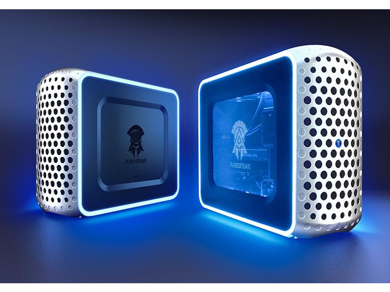 Konami is entering the desktop PC business