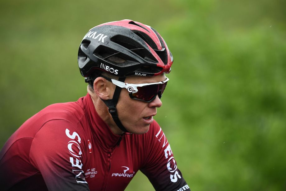 Chris Froome leaves Saint-Étienne hospital but still not able to return home