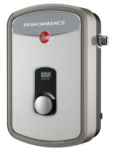 Rheem Tankless Electric RTE 13 Review - Pros, Cons and