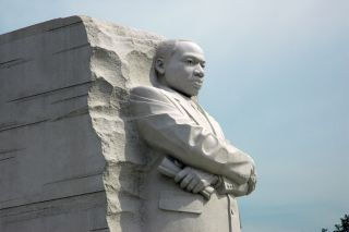 Martin Luther King Jr. National Monument in Washington, D.C.