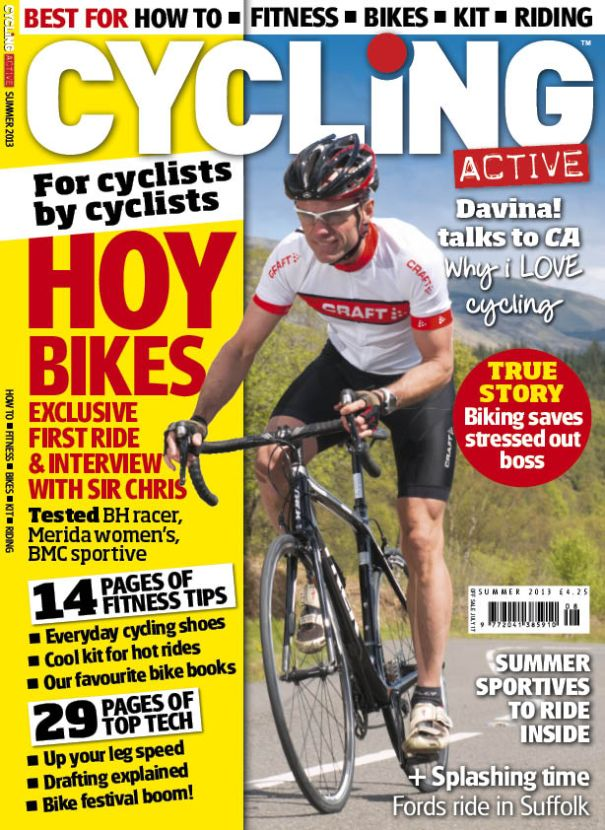 Cycling Active Summer 2013 issue