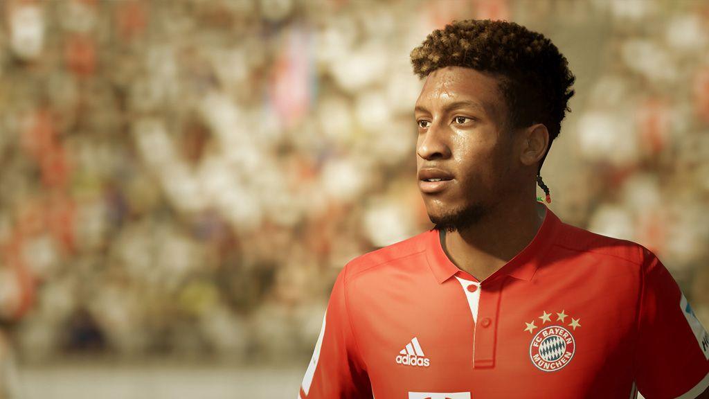 New FIFA 17 screens show off Bayern Munich's Frostbite