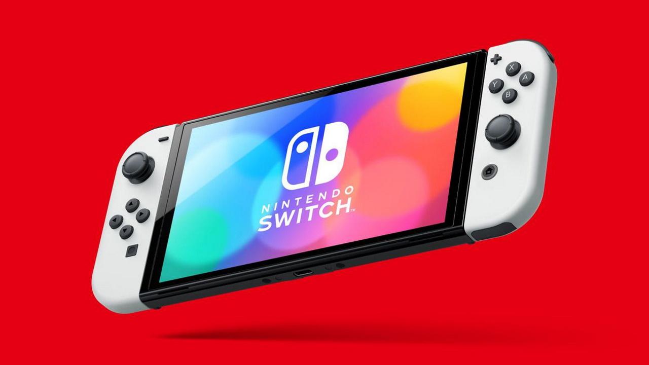 Nintendo Switch OLED price reveal