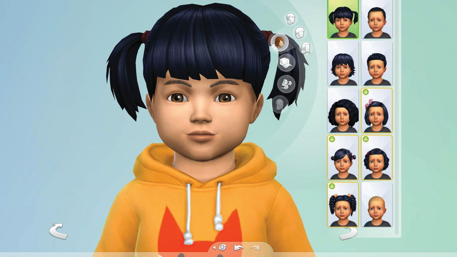Raising a digital child the PC Gamer way in The Sims 4 | PC Gamer