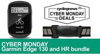 Cyber Monday Garmin Edge 130 Bundle Deal
