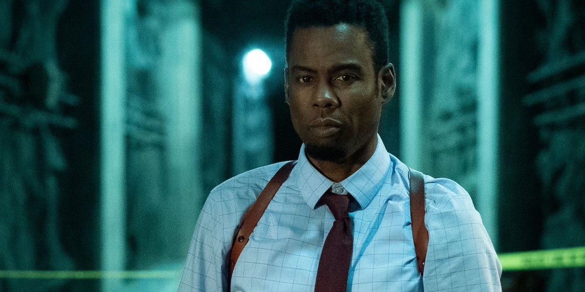 Chris Rock in Spiral: From the Book of Saw