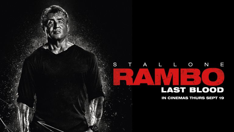 Win an iPhone 11, courtesy of Rambo: Last Blood – in cinemas September 19th!