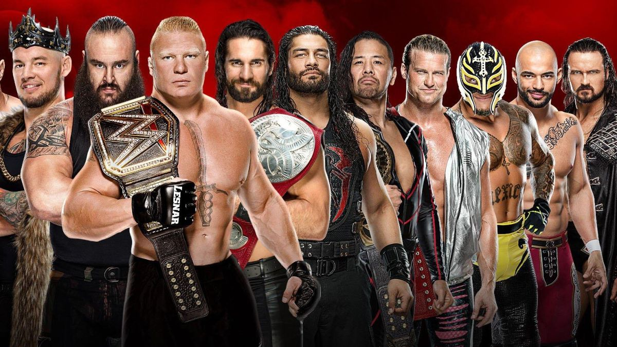 2020 Royal Rumble: Live stream, match card, start time, entrants and rumors