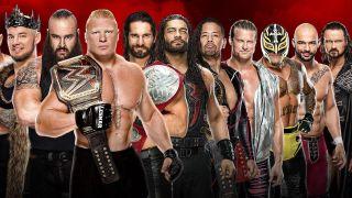 Royal Rumble live streams: Brock's entering at #1, but can anyone eliminate him?
