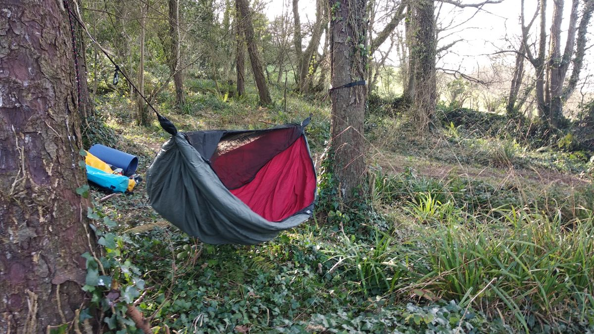 Hennessy Hammock 4Season Expedition Zip review: a versatile hammock for year round use
