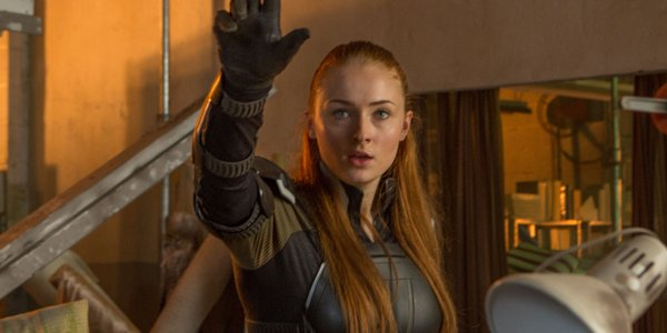 X-Men Dark Phoenix Sophie Turner Jean Grey