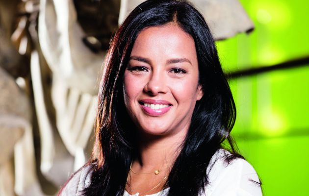 Having grown up in both Ireland and France, presenter Liz Bonnin has a truly international background.
