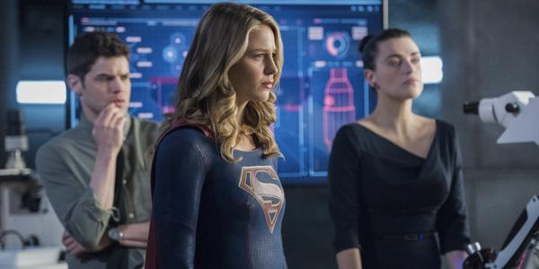 supergirl winn lena the cw season 3