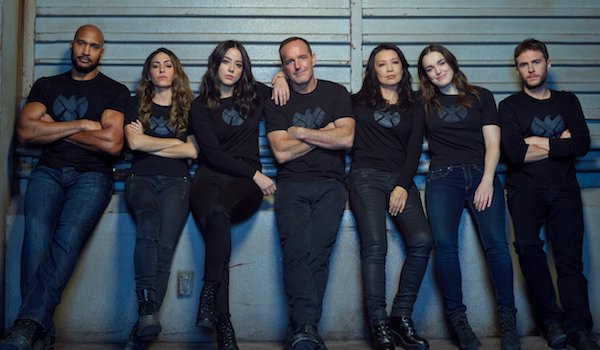 agents of shield full cast season 5