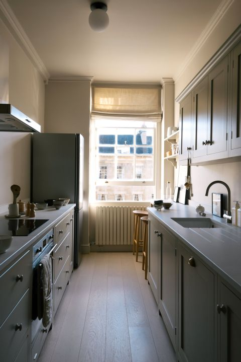 Small Kitchen Layout Ideas 10 Clever Design Ideas For Small Kitchens Livingetc