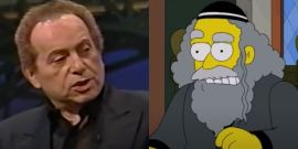 Al Jean And More Pay Tribute After Comedian And The Simpsons Actor Jackie Mason Dies