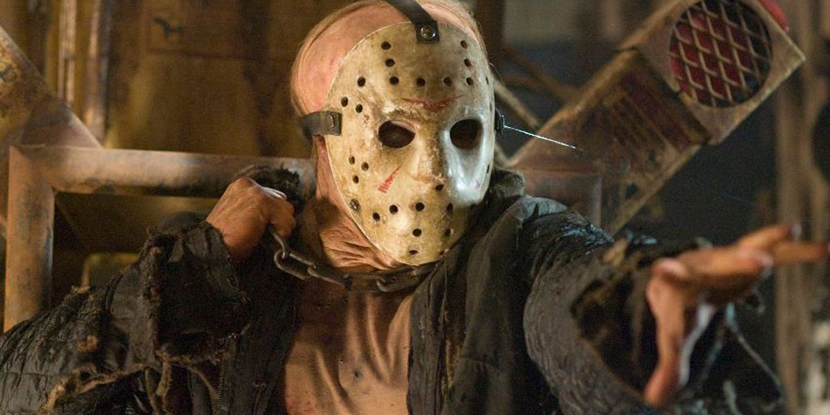 Friday the 13th 2009 reboot Jason