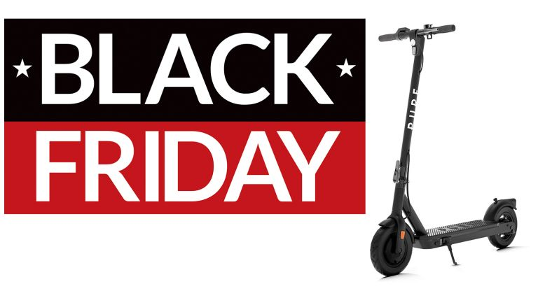 Pure Air Pro scooter Black Friday