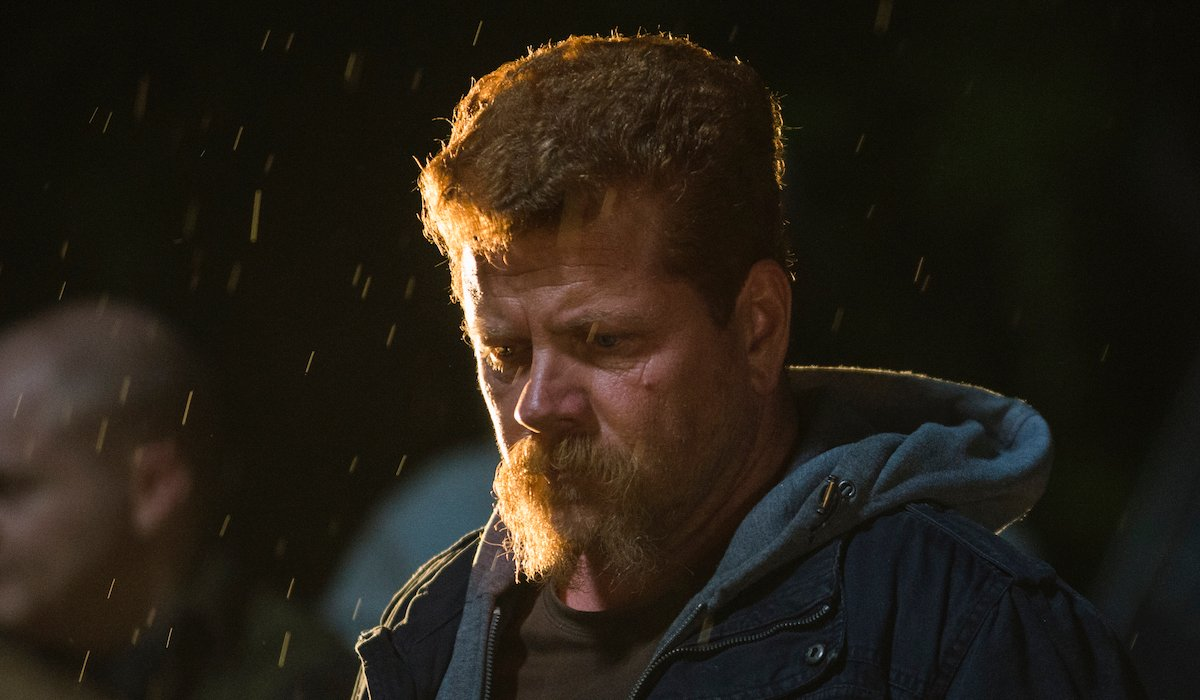 abraham in negan's lineup the walking dead
