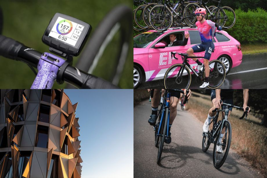 Tech of the week: new bikes from Pinarello and WyndyMilla and spy shots of a new Cannondale