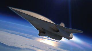 Lockheed Martin's SR-72 Hypersonic Spy Plane