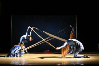 dancers, astrophysics