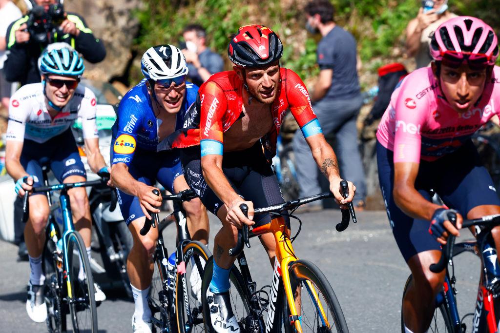 Giro d'Italia 2021 - 104th Edition - 19th stage Abbiategrasso - Alpe di Mera 166 km - 28/05/2021 - - photo Luca Bettini/BettiniPhoto©2021