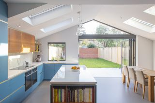 house extension kitchen extension