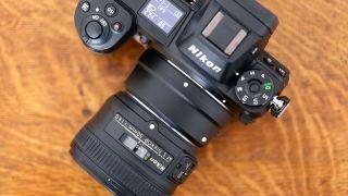 Nikon Z6 and AF-S NIKKOR 50mm f/1.8G