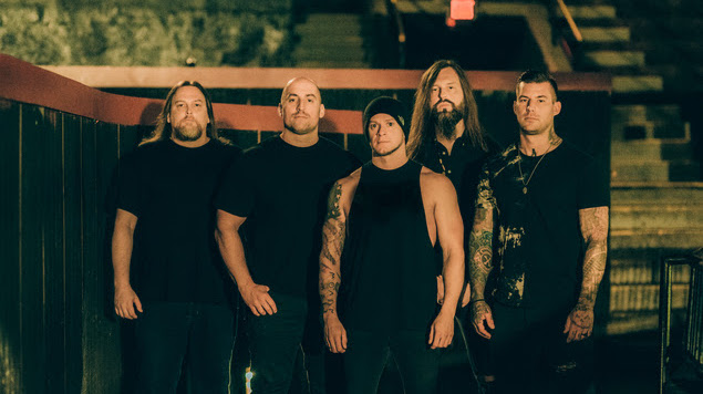 All That Remains Announce Jason Richardson as Guitarist for Upcoming Tour | Guitarworld