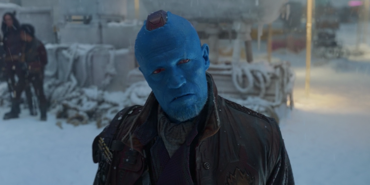 Michael Rooker in Guardians 2