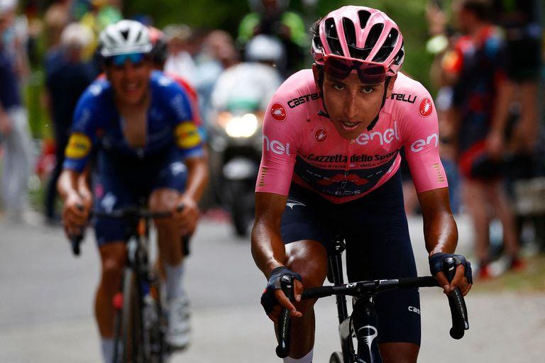 Stage 19 of the 2021 Giro d'Italia