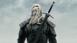The Witcher TV-serien på Netflix.