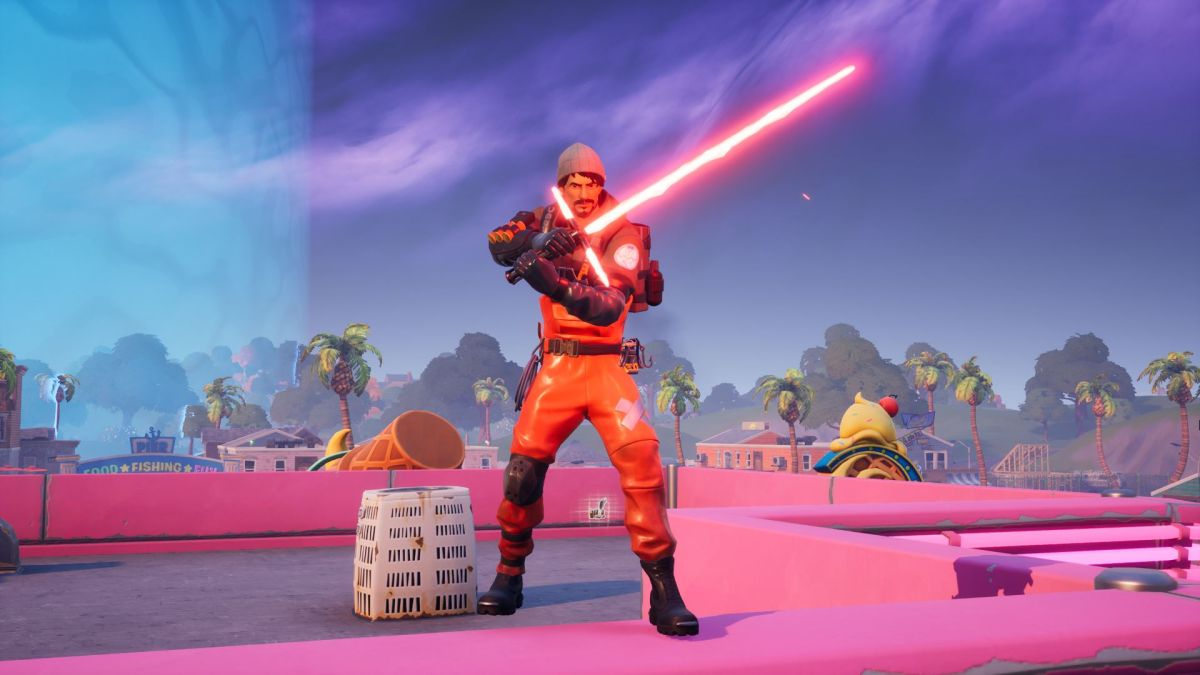 Fortnite lightsaber locations: how to get a lightsaber in ...