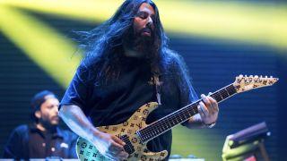Deftones guitarist Stephen Carpenter