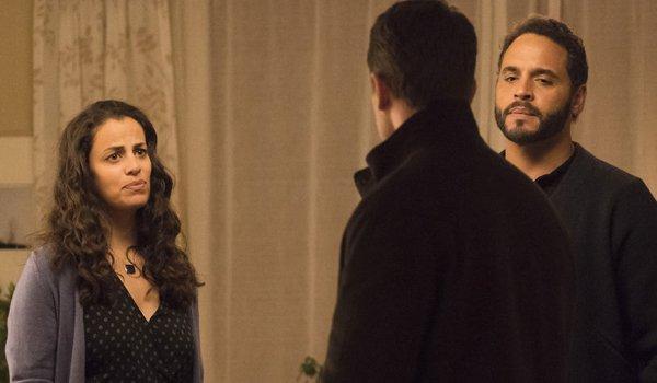 Grace Ben and Danny in Manifest Season 1