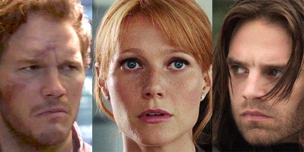 Listen To Chris Pratt Explain To Gwyneth Paltrow Who Sebastian Stan Is At Infinity War Premiere