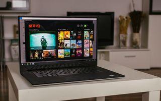 Netflix VPN on a laptop PC