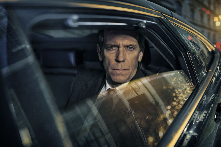 Hugh Laurie in Roadkill - how to watch Roadkill online