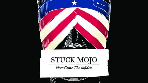 Stuck Mojo, 'Here Come The Infidels' album cover